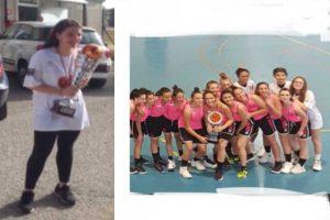 Sport - Pallacanestro - Martina Moscatelli