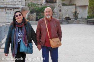 Blera - Giuseppina Sandoletti e Basilio Pacchiarotti