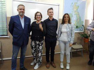 L' istituto Orioli al meeting transnazionale di progetto in Polonia