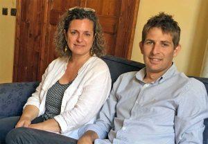 Tarquinia - Gli assessori Sposetti e Catini