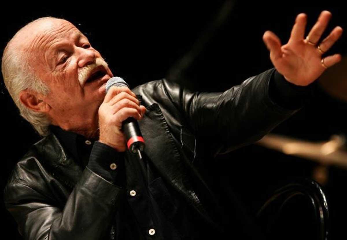 Musica, infortunio per Gino Paoli: stop ai concerti
