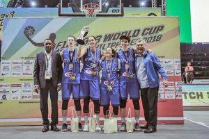Sport - Pallacanestro - La Nazionale di basket 3x3