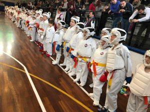 Karate - I piccoli atleti aquesiani