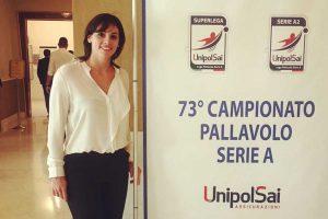 Sport - Pallavolo - Tuscania volley - Marta Bazzanti