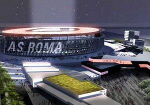 Nuovo stadio della Roma - Il progetto