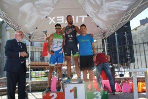 Sport - Il triathlon di Monterosi