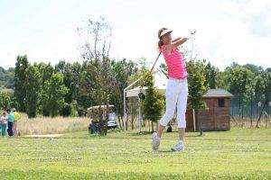 Sport - Golf - Sabina Pischiutta