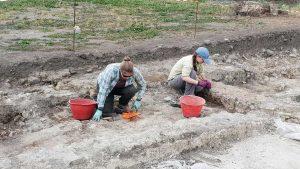 Montalto di Castro - Gli scavi nei complessi urbani del Parco di Vulci