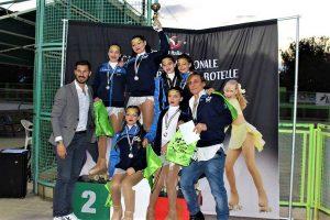 Sport - Pattinaggio - Stella azzurra - Seven angels