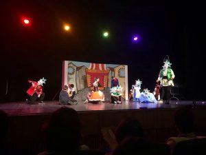 Lo spettacolo Diversamente Pinocchio