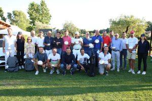 Sport - Golf - I vincitori della tappa di Monterosi