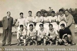 Sport - Viterbese - La formazione del 1963