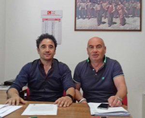 Marco Nati e Massimiliano Venanzi