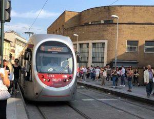 Firenze - La tramvia