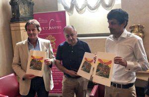 Perugia - L'incontro fra i sindaci Bigiotti e Romizi