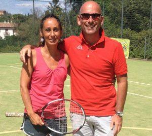 Adriana Grisolia e Alfredo Boldorini