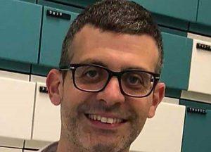Antonio Morera - Presidente dell'associazione A testa alta