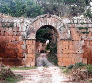 Fabrica di Roma - Arco di Giove - Via Amerina