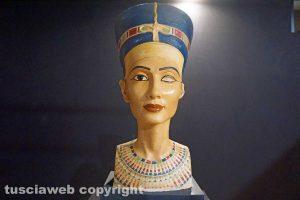 Museo egizio Berlino - Busto di Nefertiti