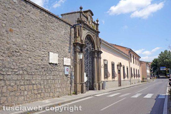 Viterbo - Il complesso di Santa Maria in Gradi