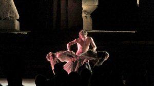 """Lo spettacolo di danza """"Daphne"""""""