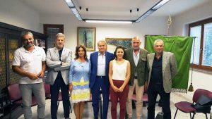 Il Sindaco Arena partecipa al Comitato di Presidenza di Confagricoltura Viterbo-Rieti