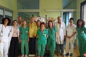 Viterbo - L'associazione onlus Aiutiamo i bambini di Belcolle