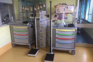 Viterbo - Alcuni dei regali dell'associazione onlus Aiutiamo i bambini di Belcolle