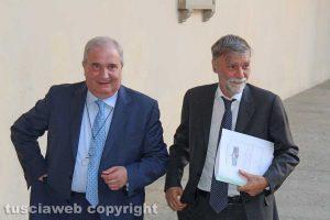 Giuseppe Fioroni e Graziano Delrio