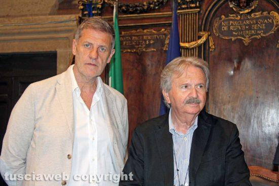 Claudio Ubertini e Paolo Barbieri