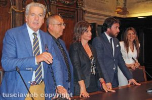Arena, Contardo, Allegrini, De Carolis e Mancini