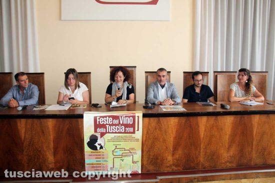 Viterbo - Camera di Commercio - Feste del vino 2018