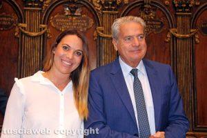 Isabella Lotti e Giovanni Arena