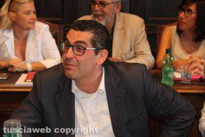 Viterbo - Consiglio comunale - Giacomo Barelli