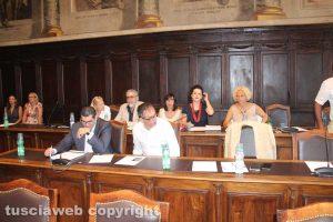 Viterbo - Consiglio comunale - L'opposizione