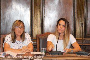 Viterbo - Comune - Seconda commissione - Isabella Lotti