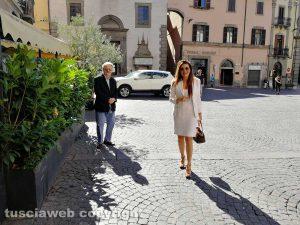Paolo Barbieri e Alessia Mancini