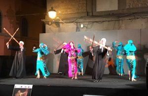 Soriano nel Cimino - Lo spettacolo di danza egizia