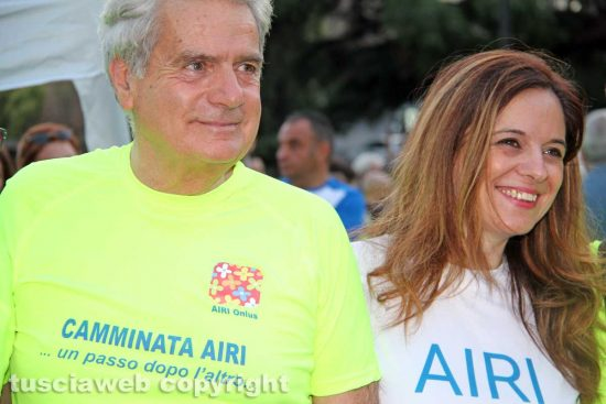 Viterbo - Giovanni Arena e Francesca Brodo