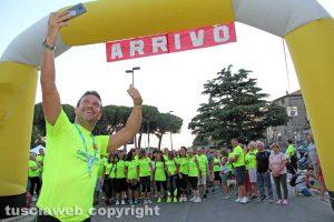 Viterbo - Bruno Buzzi e i 500 della marcia contro le istiocitosi