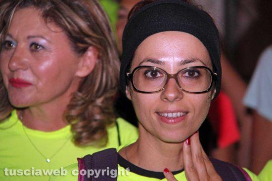 Viterbo - La marcia dei 500 contro le istiocitosi