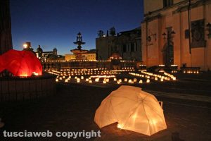 Viterbo - La notte in saldo