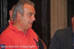 Viterbo - Consiglio comunale - Vittorio Galati