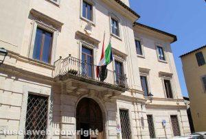 Orte - Palazzo Nuzzi