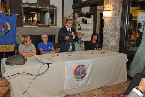 Panathlon Viterbo - Incontro sull'escursionismo