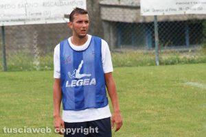 Sport - Calcio - Viterbese - Paolo Valagussa