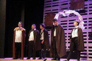"""Tuscania - Lo spettacolo """"Molto rumore per nulla"""" dei ragazzi di Eta Beta"""