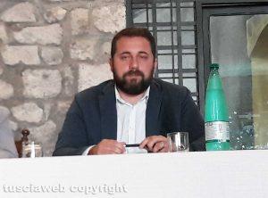Montefiascone - L'assessore Paolo Manzi