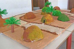 Viterbo - I bambini della scuola Santa Barbara laureati esperti etruscologi