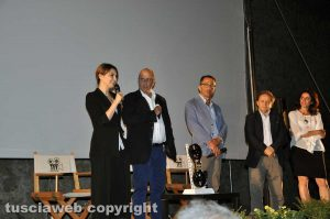 Tuscia Film Fest - Paola Cortellesi riceve il premio Pipolo